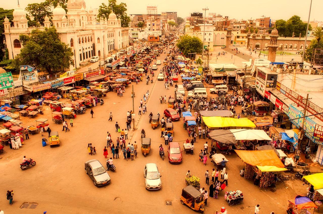 viajar a India sin saber hindi