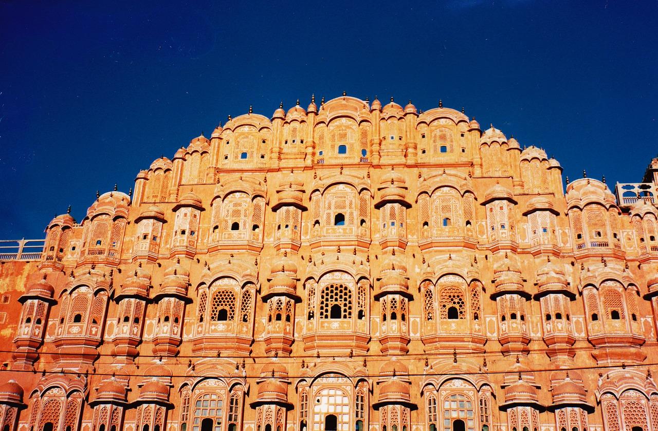 luna de miel en India