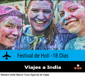 holi india agencia de viajes viajes a india