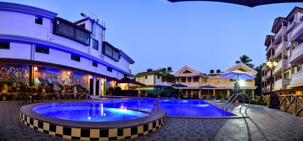Hotel en India