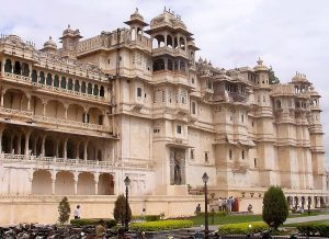 Palacio de la ciudad de Udaipur