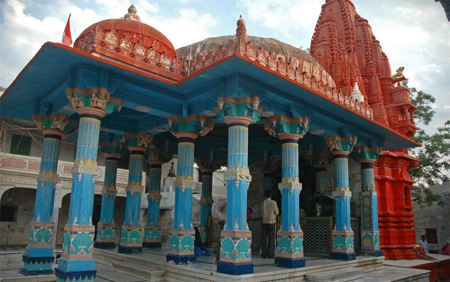Templo Brahma Pushkar