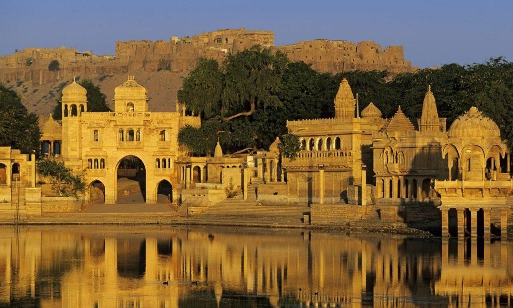 Jaisalmer la ciudad dorada