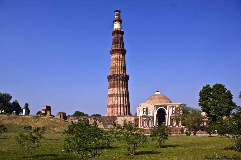 Qutub Minar en India