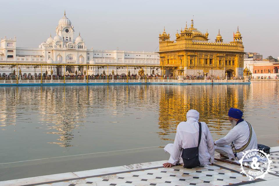 Templo Oro Amritsar