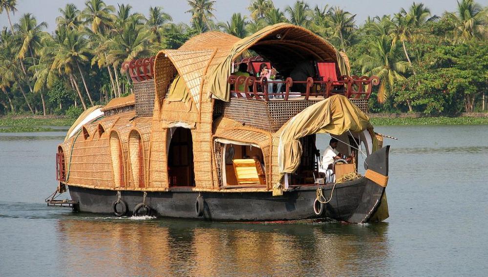 Casa Flotante Allepey