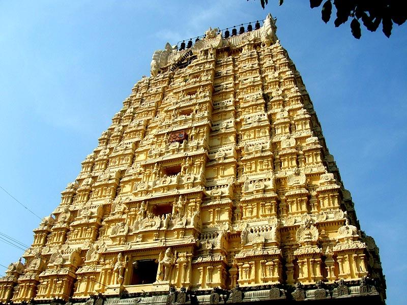 Templo Sri Ekambarnathar