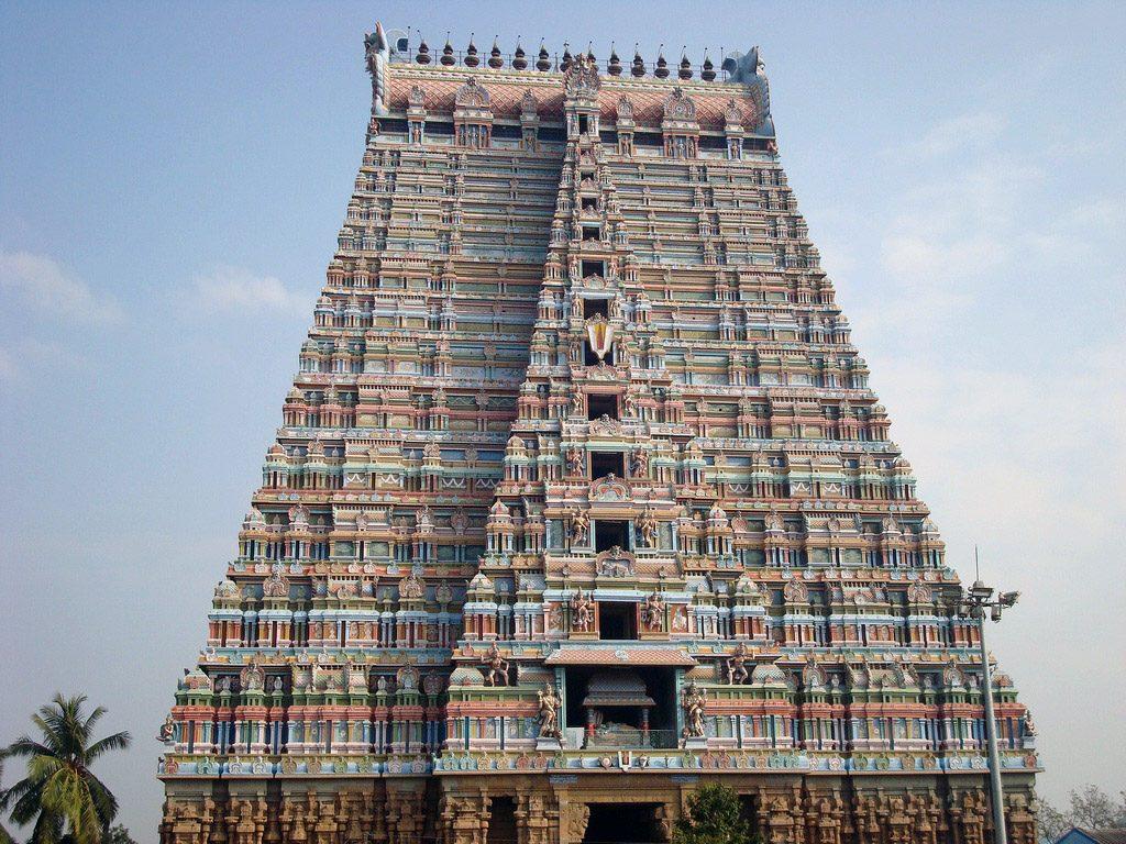 Templo Srirangam