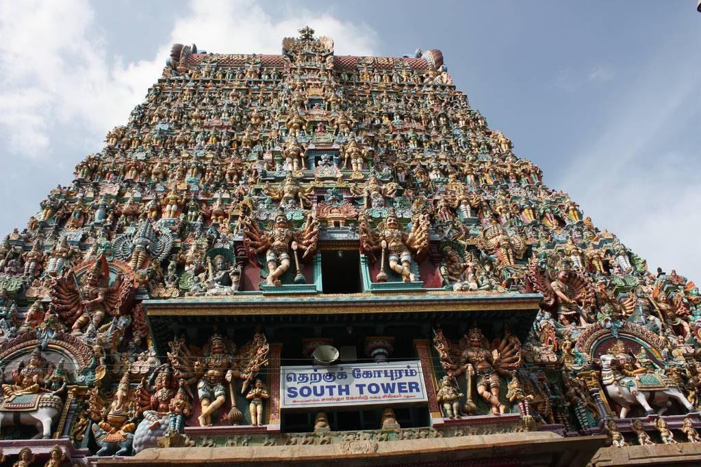 Templo meenakshi amman