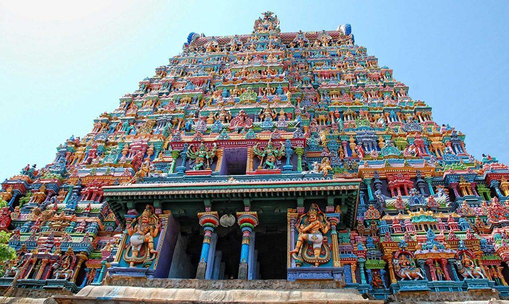 Templo Meenakshi
