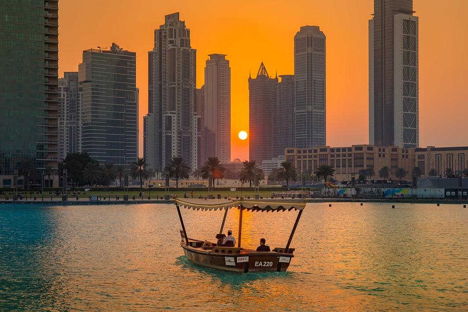 Dubai-Crucero