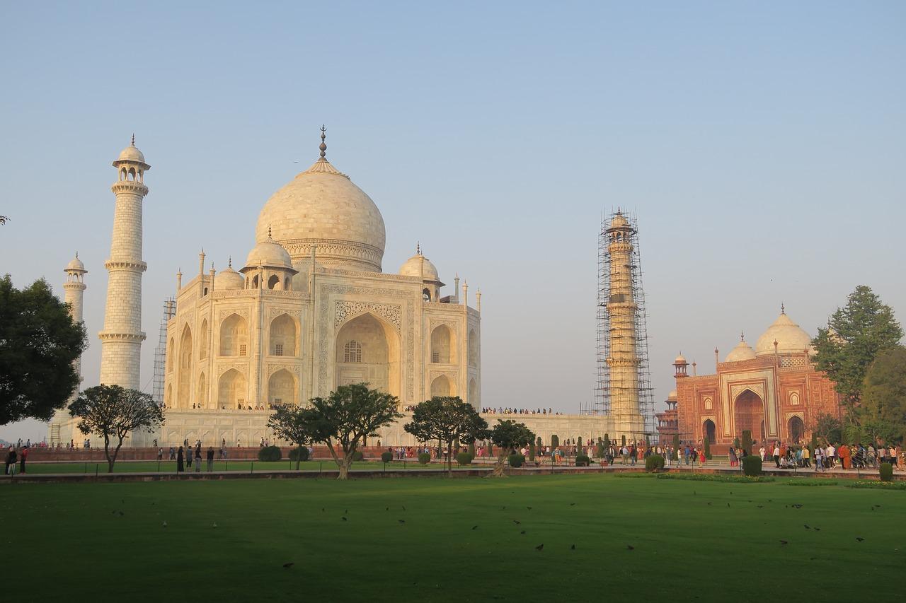 Viajes a India desde EEUU