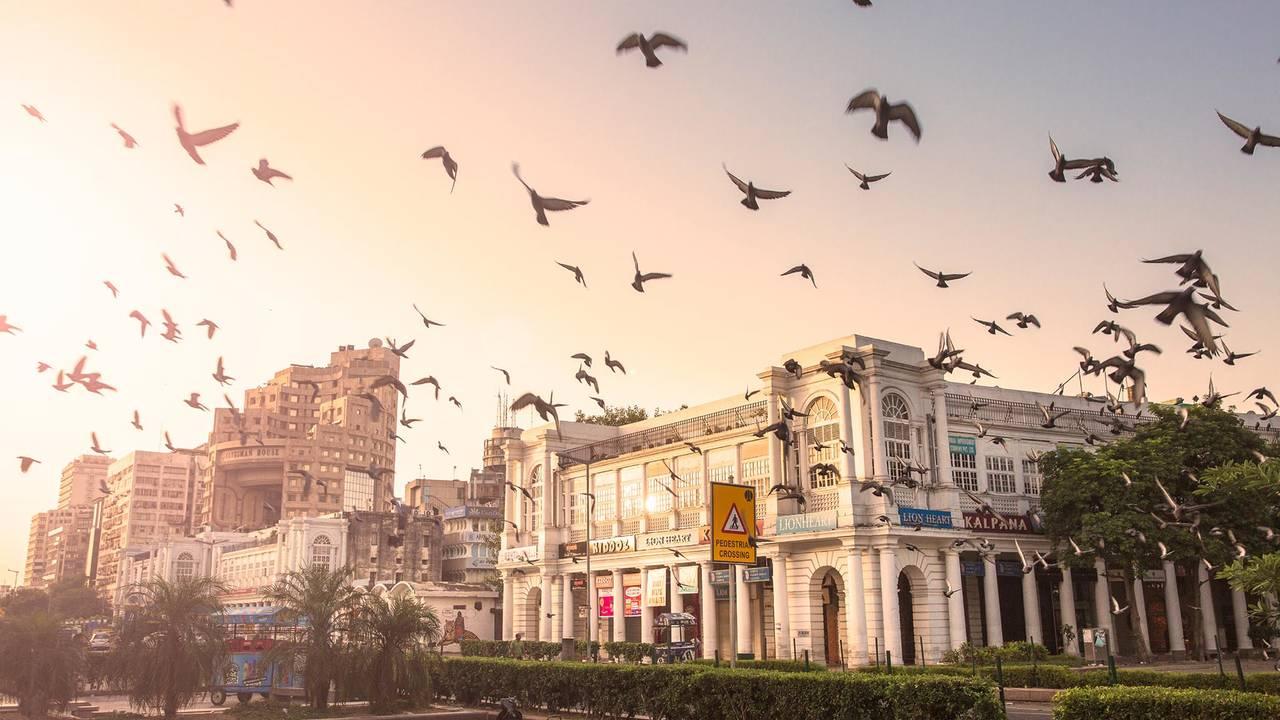 Qué ver en Nueva Delhi