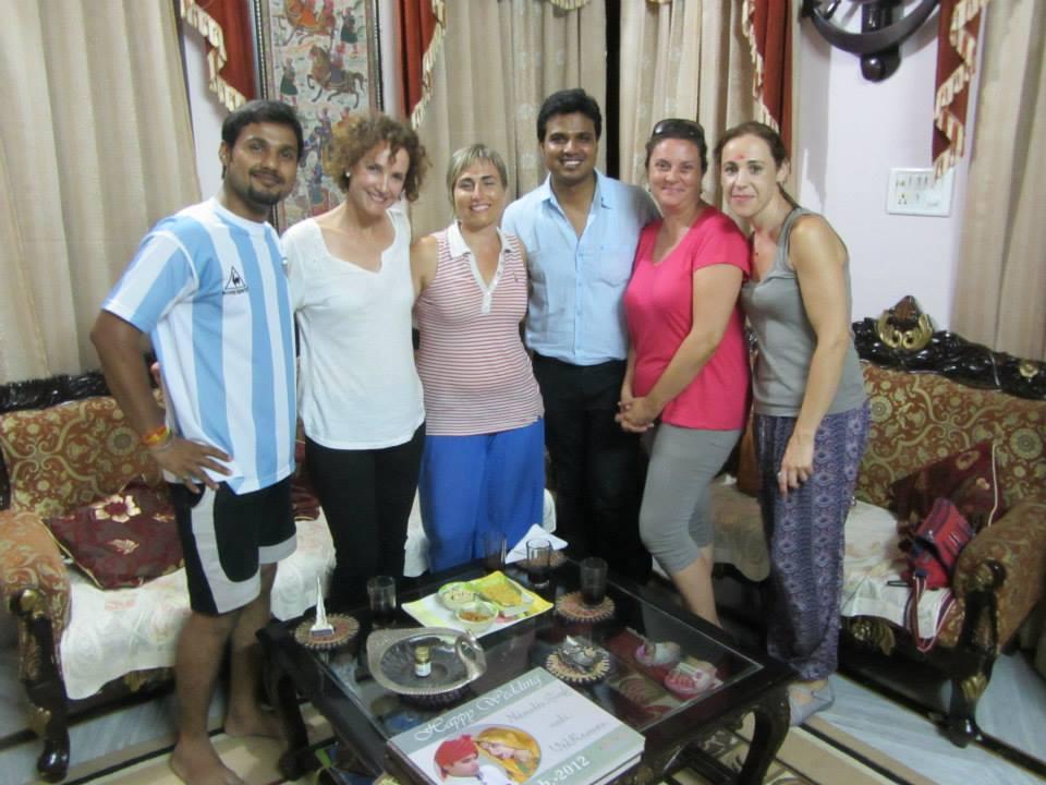 Viaje a India y sea feliz